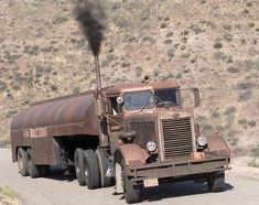 Big Movies with Big Trucks