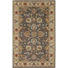 Artistic Weavers John Charcoal Gray 5 ft. x 8 ft. Area Rug-JHN-1005 at The Home Depot