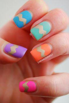 easter nail