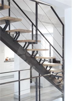 staircases escaliers on pinterest 132 pins. Black Bedroom Furniture Sets. Home Design Ideas