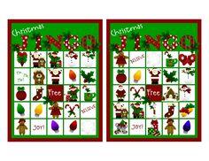 copy of Bingo Cards