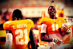 Can't wait for football season!!! So excited to see #11 back on the field! VOL FOR LIFE!!!