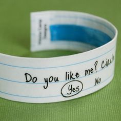 Do You Like Me Circle Yes or No  Sweetheart by VictoriaCampDesigns, $25.00