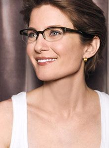 Rimless Glasses For Round Face : Outfits on Pinterest Blazers, Boyfriend Blazer and Trousers