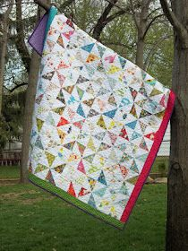 Pinwheel I Spy quilt