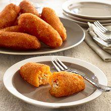 Alcapurrias – Stuffed Yuca Fritters   GOYA