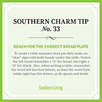 Southern Charm Tip No 33