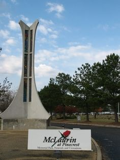 Pinecrest Memorial Gardens  Clayton  Johnston County  North Carolina  USA