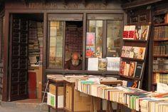 Madrid Bookshop
