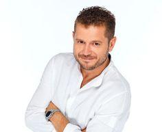 Sergio Fernández, presentador de La Parroquia del Monaguillo