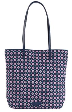Day Tote in Petal Dots (inspired by Petal Paisley!), $58 | Vera Bradley
