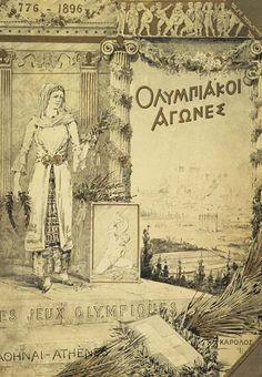 1896 olympics- athens