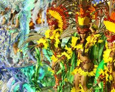 Carnaval in Brazil is ... :-)