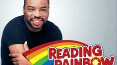 Reading Rainbow on YouTube~ Check out popular children's favorites being read by entertainment icons!
