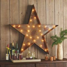 Star Light Sign | VivaTerra | $419