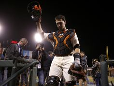 Sleep It Off - Buster Posey lauds Giants' ticket to better postseason success |
