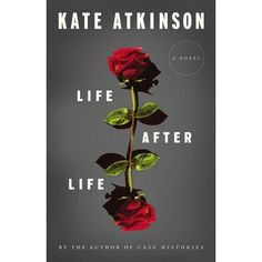 Life After Life by Kate Atkinson will be the October Book Group pick.  We will meet in the Trustees Room on Monday, October 20 at 6:30pm.  Please join us!