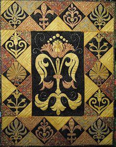William Morris Quilt