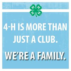 This is why I love 4-H so much!❤/ So impressed with all the support that I saw this past weekend. Glad we were able to share in it. Can't wait for next year.