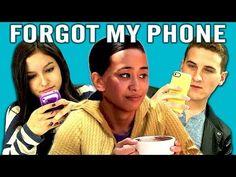 TEENS REACT TO SMARTPHONES