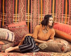 #Marrakesh #rugs #prints #Morocco  #Bochic board
