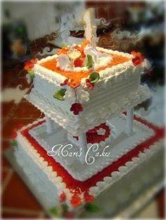 Dominican Cake / Bizcocho Dominicano. Dominican_food_recipes,_comida_dominicana.