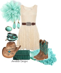 """Summer time""  super cute! i NEED this outfit <3"