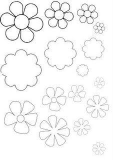 La habitación turquesa: Ornamentar con flores