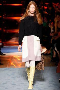 #MiuMiu #Spring2014 #Catwalk #trends #ParisFafhionWeek #Paris #SS2014 #sweater