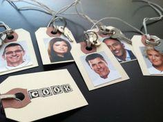 "Cutest idea- throw an ""Iron Chef"" party! This gal is so creative!"