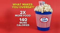 Movie munchies: New study reveals this genre will make you overeat
