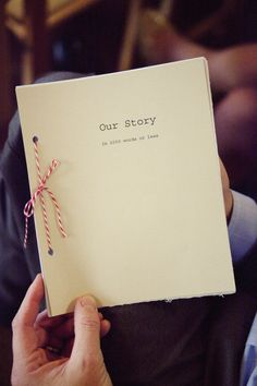 Our story... <3