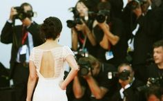#AlbertaFerretti #bride #celebrities