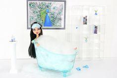 My Froggy Stuff: Fun Find: Doll Size Bath Tub for $1.00