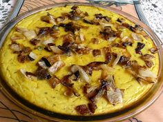 SPLENDID LOW-CARBING BY JENNIFER ELOFF: YELLOW SQUASH CASSEROLE with CARAMELIZED ONIONS ~ Delicious ~ Visit us at for the best of the best! https://www.facebook.com/LowCarbHitParade AND our main page: https://www.facebook.com/LowCarbingAmongFriends