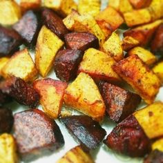 Roasted Beets & Sweet Potatoes, plus the rest of my leftover 2010 blog posts! Getting ready for 2011!
