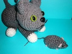 PDF PATTERN Cat and Mouse Ask a Question $5.00