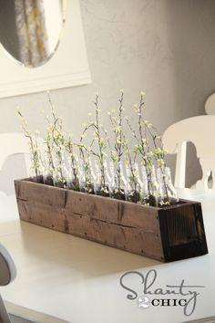 diy wood planter