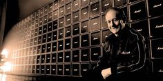 the inventor of legendary amps..  Jim Marshall died 05.04.2012  RIP :(
