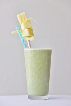 Ginger Pineapple Smoothie @VegaTeam  Vega One, Vega Energizing Smoothie, Ginger, Pineapple, Protein, Clean Eating, Plantbased, Vegan, Fitness, Soy Free, Gluten Free, Dairy Free