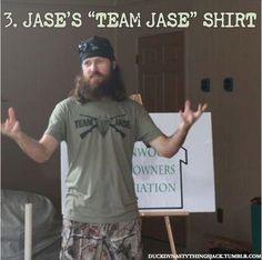 ♥ Jase