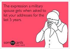 militari wife, navy spouse, militari life, military spouse quotes, militari spous, darn straight, true stories, armi wife