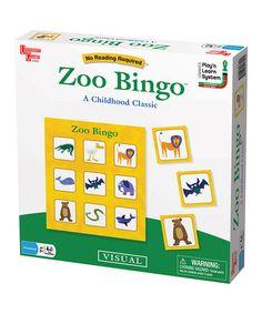games, bingo game, zoo bingo, bingo board, bingo bingo, zoos, zulili today, univers game, preschool learning