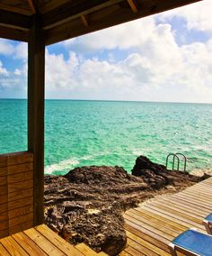 Cool of on your private dock: Turks and Caicos