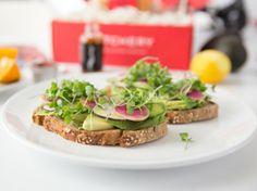 So Fresh So Simple Healthy Avocado Toast