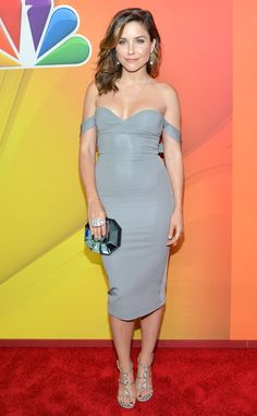 Sophia Bush keeps it simple and sexy on the red carpet!