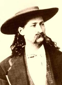 James Butler Hickok (May 27, 1837 – August 2, 1876), better known as Wild Bill Hickok
