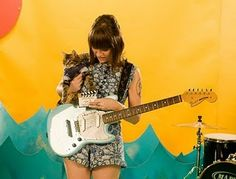 Best Coast- saw her at funfunfunfest in Austin!