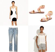 4 Outfit Essentials for Super-Hot Days