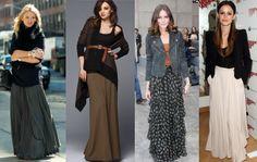 MAXI skirts for Autumn